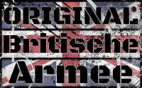 Original Britische Armee