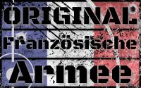 Original Französische Armee