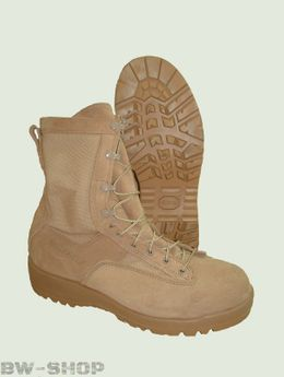 Original US Air Force Fliegerstiefel Desert