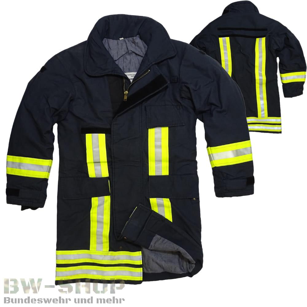 Feuerwehrjacke Hupf Teil 1 Feuerwehr Schutzjacke Gore-Tex EN 469