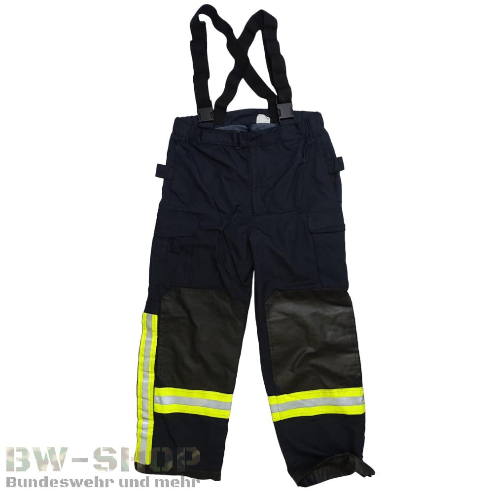 Feuerwehrhose Hupf Typ A Feuerwehr Schutzhose Gore-Tex EN 469