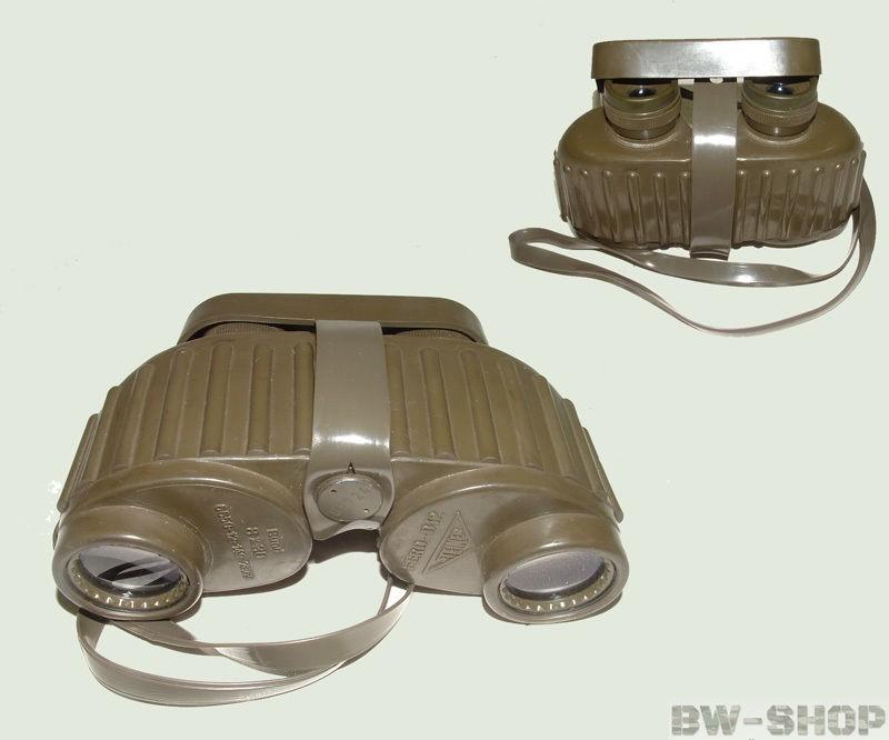 Original bundeswehr fernglas 8x30 steiner fero d12 bw