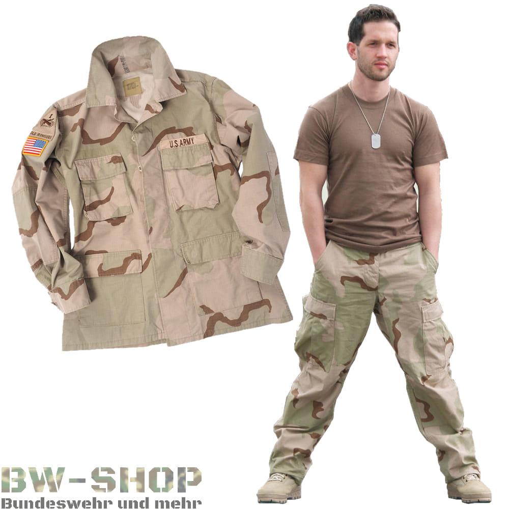 Original US Army Hose & Jacke Desert Tarn