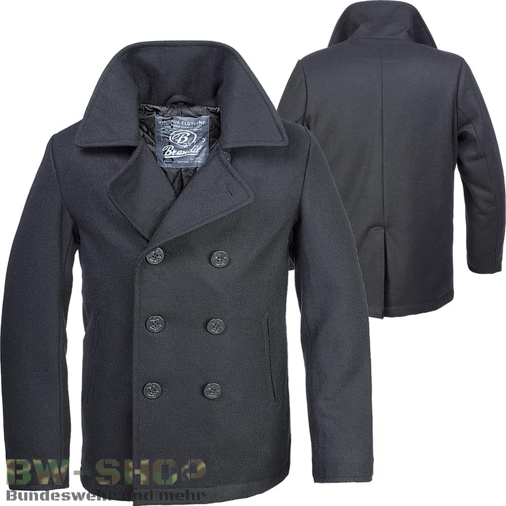 Brandit Pea Coat Mantel