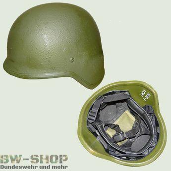 Original Pol. Gefechtshelm Kevlar Helm