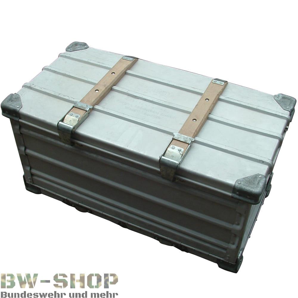 Original Bundeswehr Transportbox 130L Zarges Bw Faltbox Klappbox