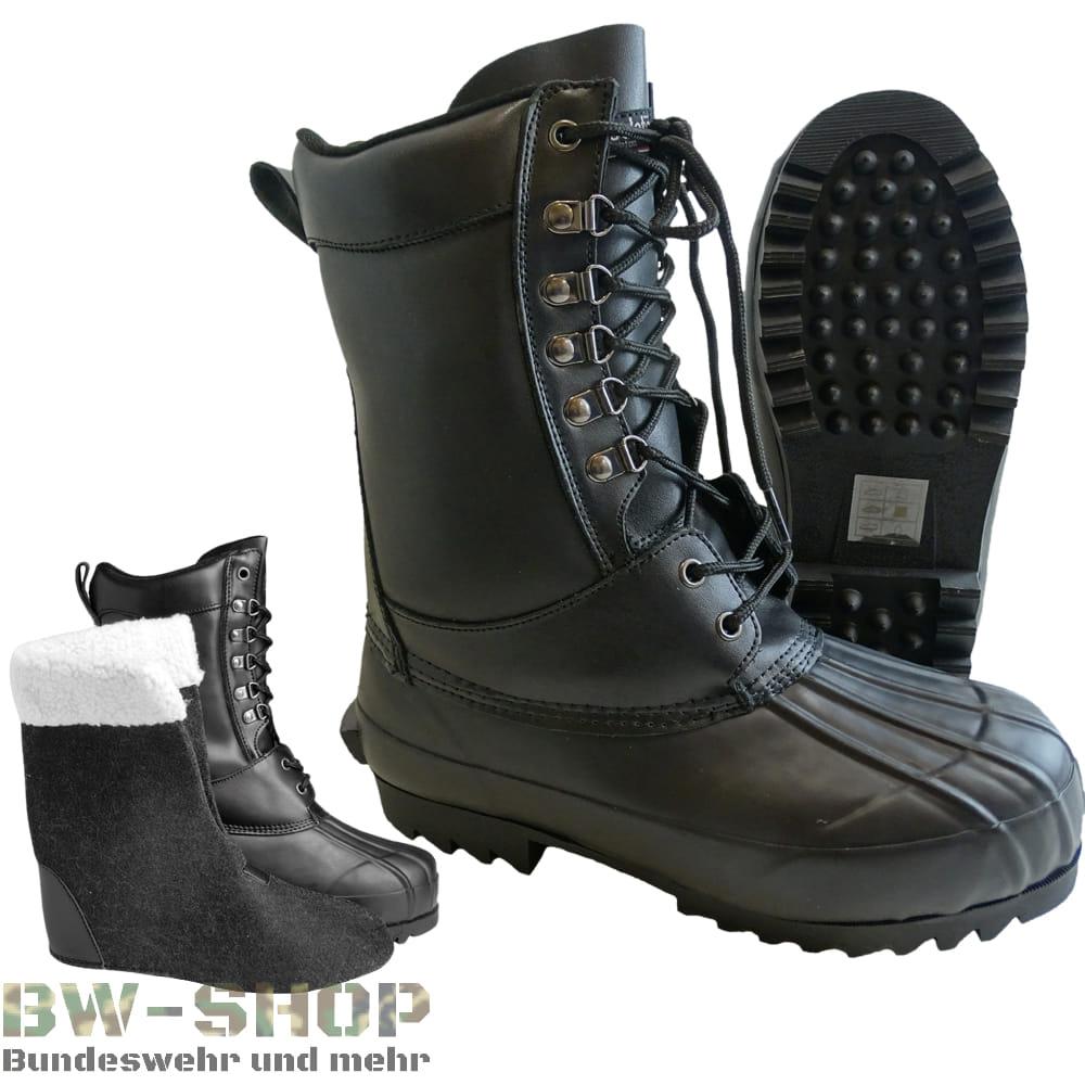 Bundeswehr Snow Boots Winterstiefel