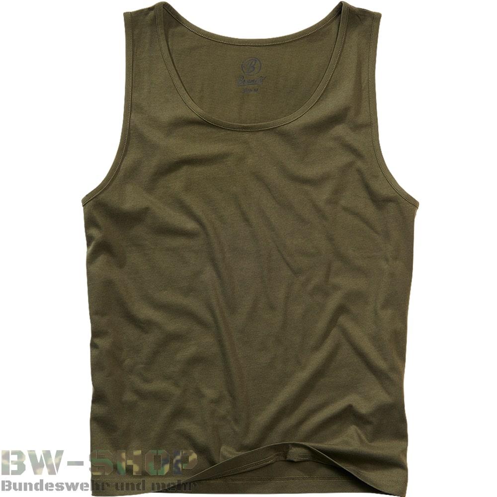 Brandit Tank Top Army