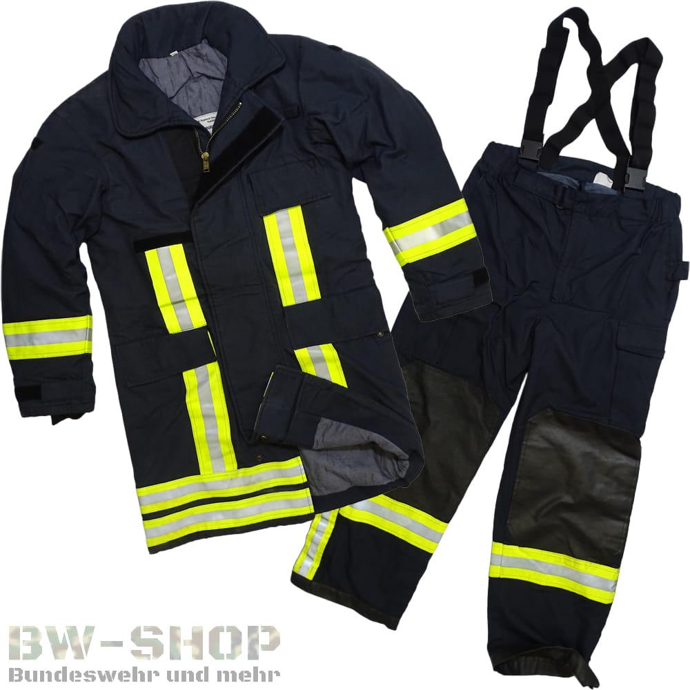 Feuerwehr Set Jacke + Hose Hupf Teil 1 / Typ A Gore-Tex EN 469