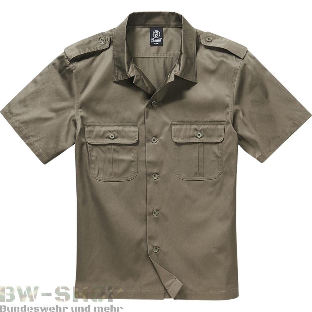 Brandit US Hemd Ranger Kurzarm