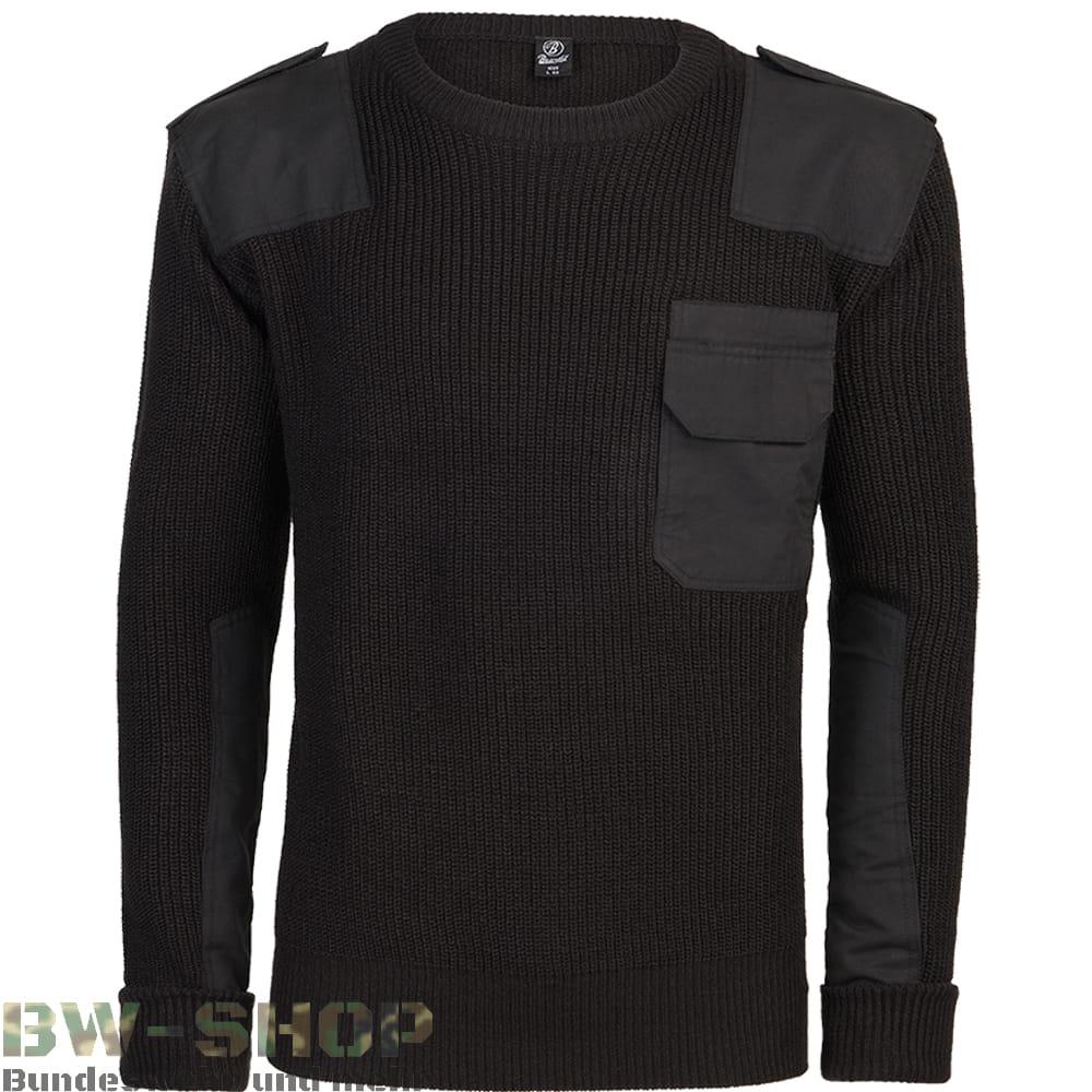 Bundeswehr Pullover Schwarz