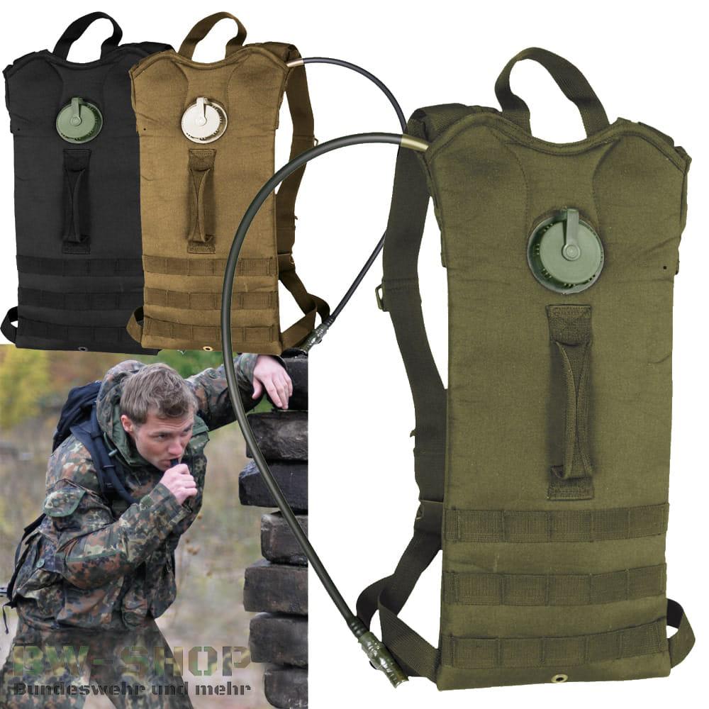 Militär Water Pack Trinkrucksack 3,0L