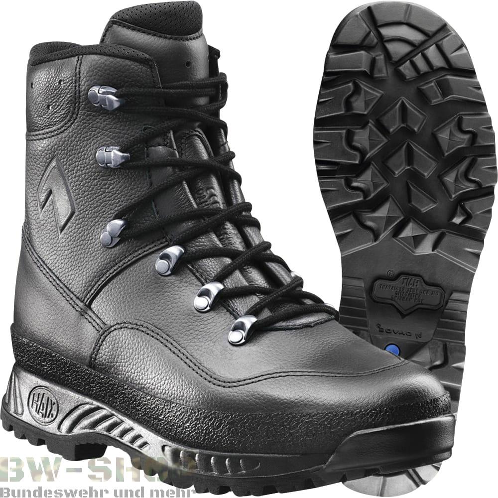 Haix Ranger BGS Einsatzstiefel Polizei Stiefel Gore-Tex