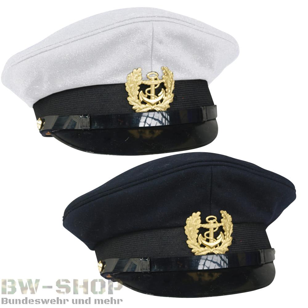 Bundeswehr Marine Schirmmütze Kapitän
