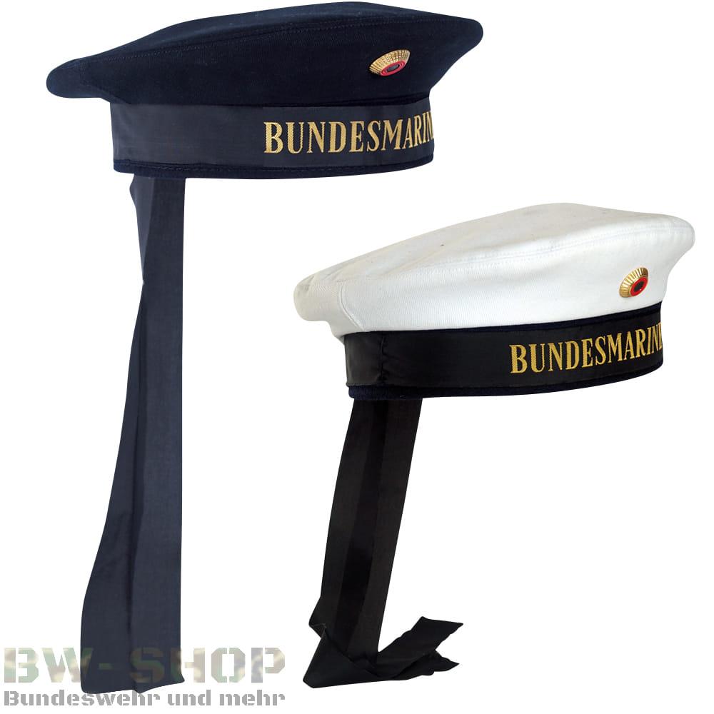 Bundeswehr Marine Tellermütze