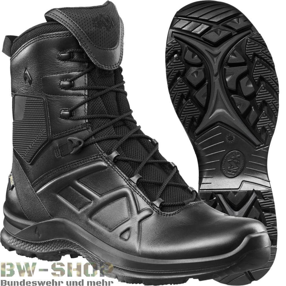 HAIX Polizei Einsatzstiefel Black Eagle Tactical 2.0 GTX High *Neuwertig*