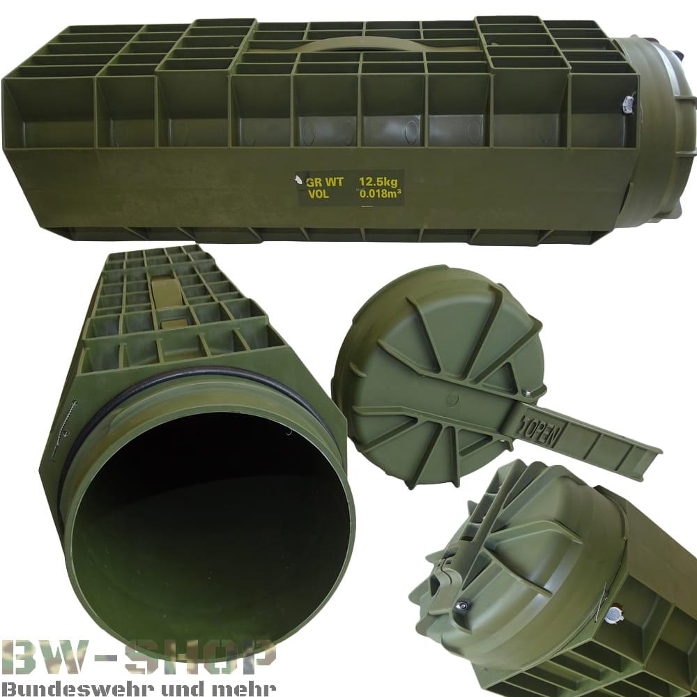 Original US Army Munitionsbehälter Ammo Box US Kartusche wasserdicht