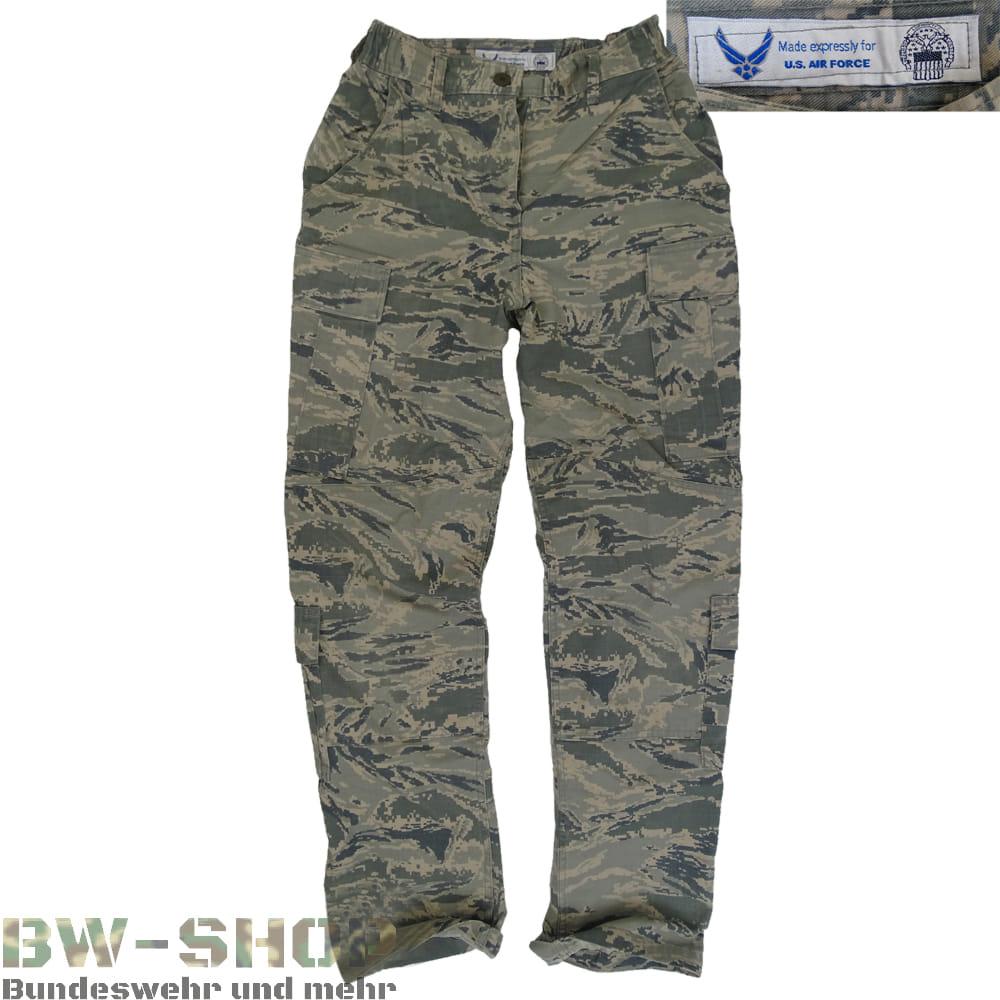 Original US Army Air Force Feldhose ABU Camo Tarn Hose