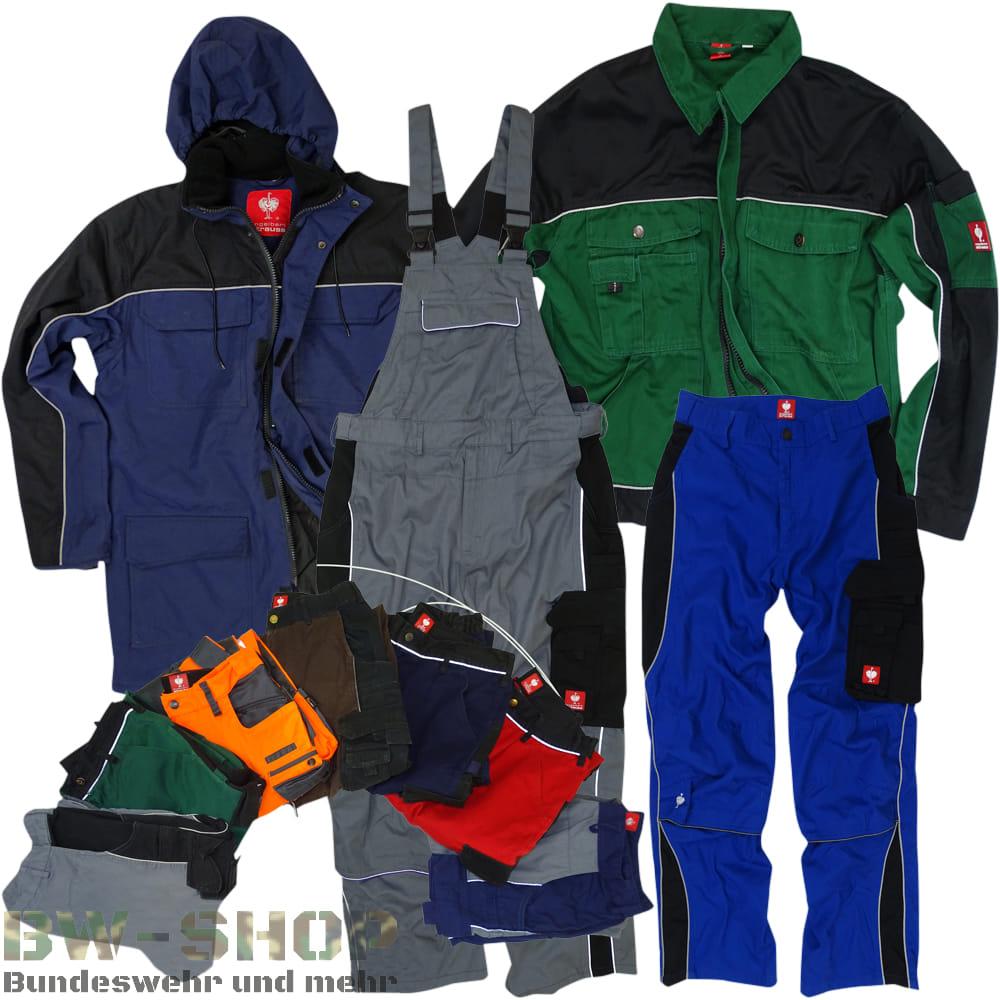 Engelbert Strauss Arbeitskleidung Bundhose / Latzhose / Arbeitshose / Arbeitsjacke