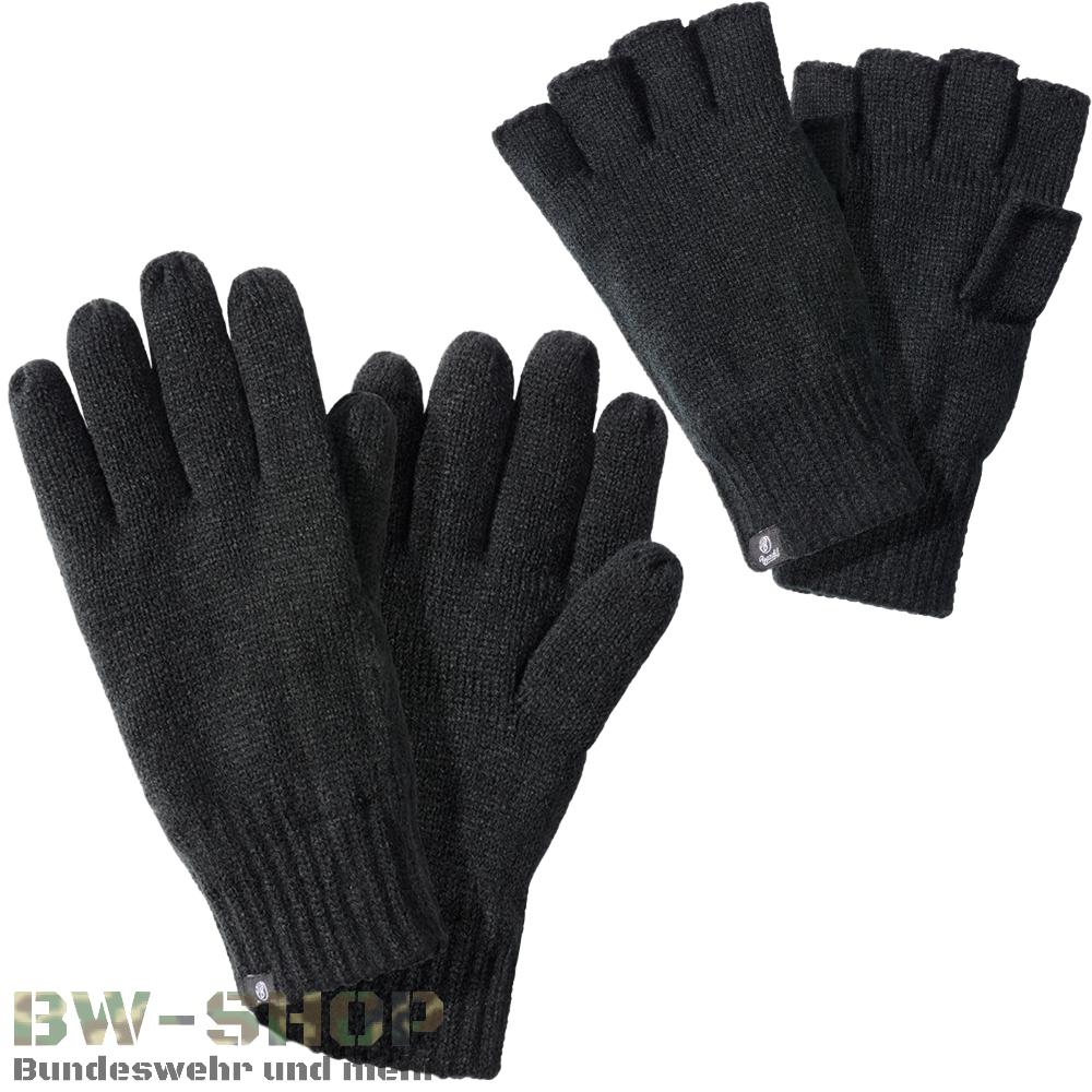 Brandit Fingerhandschuhe / Fingerlos Thinsulate