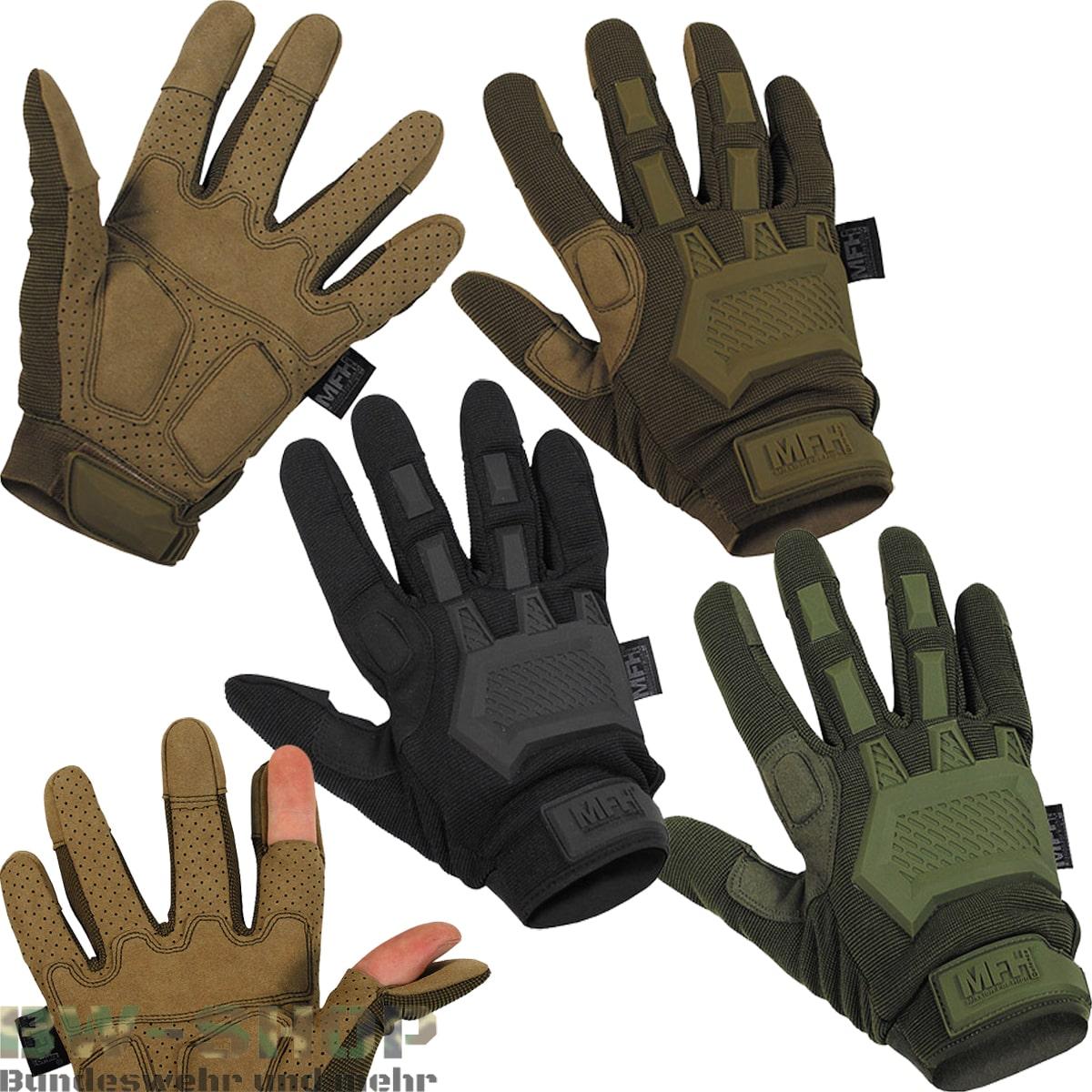 Militär Tactical Handschuhe Action